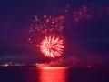 SA70 Airshow Fireworks Swansea