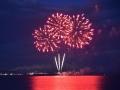SA71 Airshow Fireworks Swansea