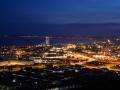 SA93 Night Lights 1 Swansea