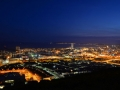 SA94 Night Lights 2 Swansea