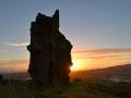 SA37 Sunrise Morris Castle