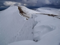 BBA932 Spring Snow Pen y Fan