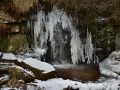 BBA944 Frozen Falls Brecon Beacons