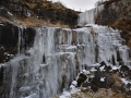 BBA947 Frozen Cascade Brecon Beacons