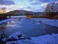 BBA15 Frozen Lake Llangorse