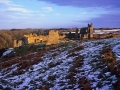 GA512 Winter Pennard Castle