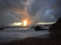 GA242 Evening Storm Langland