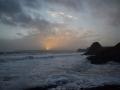 GA562 Ciara Sunset Three Cliffs