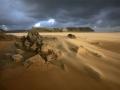GA568 Sandstorm Three Cliffs Bay