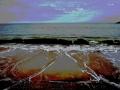 GA255 Psychedelic Sea Langland Bay