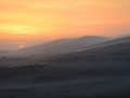 GCC01 Winter Sunrise Cefn Bryn