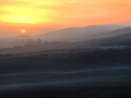 GCC02 Winter Sunrise Cefn Bryn