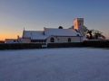 GCA03 Winter Dawn Pennard Church