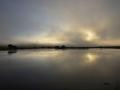 GCB12 Evening Fog Broad Pool
