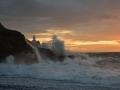SC974 Stormy Dawn  Mumbles Head