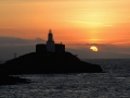 SC74 Here Comes The Sun Mumbles Lighthouse