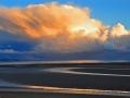 SC08a Orange Glow Swansea Bay