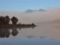 WNS33 Autumn Fog Llyn Mymber