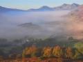 WNS30 Autumn Fog Capel Curig