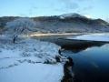 WND11 Winter Mawddach Estuary