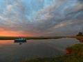 GD32 Evening Clouds Loughor Estuary