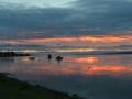 GD46 Summer Sunset Penclawdd