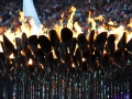 10 Olympic Flames