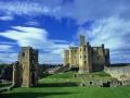 EN13 Warkworth-Castle Northumberland