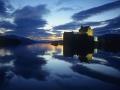 S13 Dusk Eilean Donan Castle