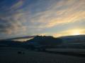 WSC23 Winter Sunrise Carreg Cennen Castle