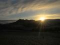 WSC24 Winter Sunrise Carreg Cennen Castle