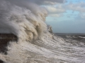 WSVG57 Storm Ophelia Porthcawl