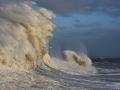 WSVG56 Storm Ophelia Porthcawl