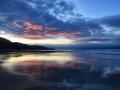WSVG68 Sunrise Dunraven S. Wales