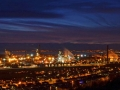 WSVG16 Night Lights Port Talbot