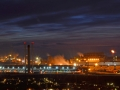 WSVG17 Night Lights Port Talbot