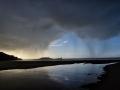 GB97 Rain On The Worm Rhossili