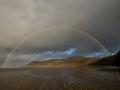GB973 The Last Rainbow Rhossili