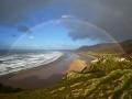 GB53 Over The Rainbow Rhossili
