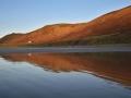 GB967 Winter Reflections Rhossili Down
