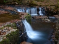 BBD83 Horseshoe Falls Brecon Beacons