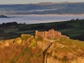 BBG24 Autumn Dawn<p>Carreg Cennen Castle